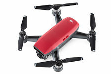 DJI Spark Fly More Combo UK (Lava RED)