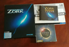 PC CD ROM Zork Collection (Anthology, Return to Zork, Nemesis)