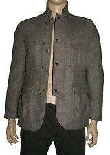 Fay Herren Biking Jacket mit Patches NAM42250130 Größe M
