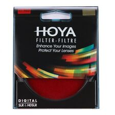Hoya 58mm HMC Red R1 Camera Protector Colour Round Filter