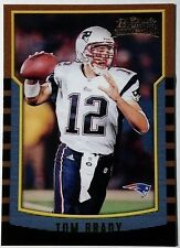 2000 Bowman #236 Tom Brady Rookie Reprint - MINT