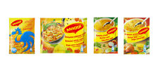 MAGGI Instant Chicken Soup Variety TRADITIONAL / LETTER SHAPED NOODLES