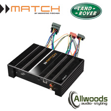 Match Amp & harness Package PP62DSP + FREE PP-AC Harness Cable Land Rover