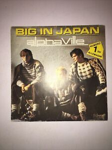 45t Alphaville - Big in Japan