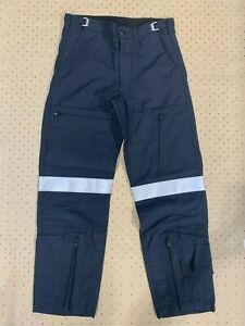 Nomex Trouser Dark Navy (#49) Size: 79w +2cm i/leg, -2cm thigh to cuff