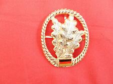 insigne de béret militaire  allemand