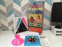 Vintage Marble Mountain Toy By Transogram Childrens Game 100% Complete