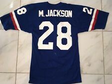 81fd220f106 MONTE JACKSON 1976-1977 PRO BOWL Rams Sand Knit Game Used Worn Jersey w/