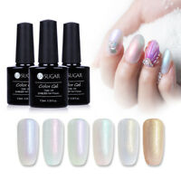 Shell Pearl Gel Nail Polish Shimmer UV LED Gel Nail Art UR SUGAR 7.5ml