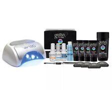 Gelish Harmony 18G LED Curing Lamp + PolyGel Professional Enhancement Master Kit