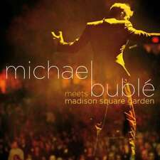 Meets Madison Square Garden CD + DVD - Michael Buble' WARNER BROS