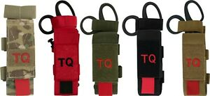 MOLLE Tactical Tourniquet and Shear Holder Pouch