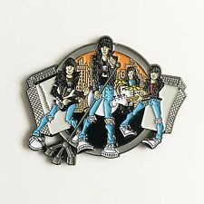 THE RAMONES Road To Ruin enamel pin punk rock cbgb dee dee