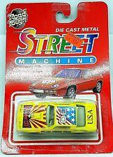 Road Tough Street Machine 79 Pontiac Firebird Trans Am Yellow New York City 1/64