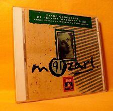 CD Annie Fischer W. Sawallisch Piano Concertos 21 & 22 Mozart 6TR 1990 Classical