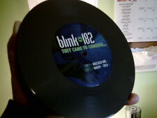 "Blink-182 They Came To Conquer Uranus GREY VINYL 7"" Record! non lp songs! NEW!!!"