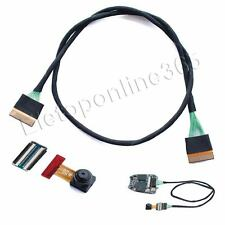 "15""(38cm) Extension Cable and Lens A for 808 #16 HD Car Key Pocket Camcorder"