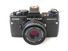 PRAKTICA B 200 Mirror Reflex Camera GDR Vintage # Like New Collectors Condition