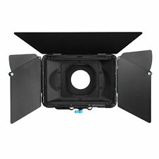 US FOTGA DP3000 M3 Swing Away Matte Box Sunshade For 15mm Rod Rail DSLR Rig
