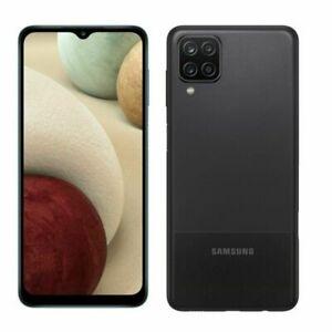 Samsung Galaxy A12 (UNLOCKED) 128GB Black - AU STOCK