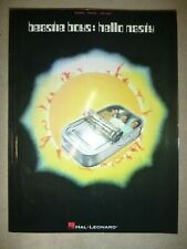 Piano Vocal Guitar Songbook: Beastie Boys - Hello Nasty  <New Old Stock>
