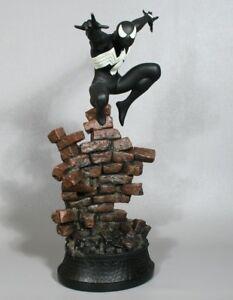 Amazing Spider-Man Action Statue Black Costume 118/425 Bowen Designs BRAND NEW