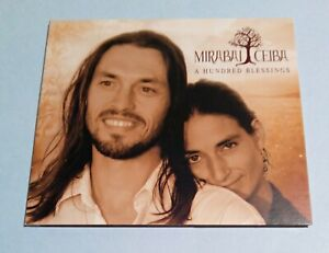 Mirabai Ceiba - A Hundred Blessings. CD (2010). Very Good condition.
