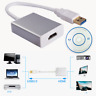 USB 3.0 to HDMI HD 1080P Video Cable Adapter Converter for PC Laptop HDTV 3h