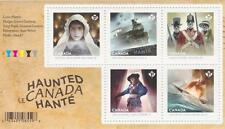 Canada 2014 Souvenir Sheet #2748 Haunted Canada MNH