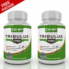2 x Tribulus Terrestris - For Libido & Testosterone Boost & Muscle Growth