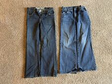 Boys Old Navy Jeans Size10 Regular- 2 Pair Used
