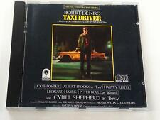 Soundtrack TAXI DRIVER - ROBERT DE NIRO CD