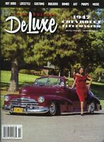 Car Kulture Deluxe Magazine January / February 2021  1947 Chevy