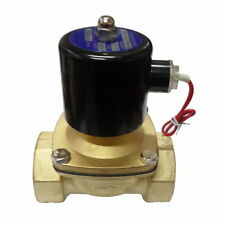 "2"" Electric Solenoid Valve 12VDC Air, Water"