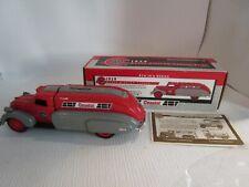 1939 COASTAL Dodge Airflow Tanker Bank Die Cast 1/34 Scale New ERTL 4th Series
