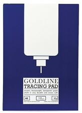 112gsm A2 Goldline Tracing Paper Pad (50 Sheet Pad)