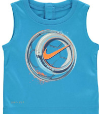 Nike Socc Ball Set Blue Baby UK Size 3-6 Months *REF96*
