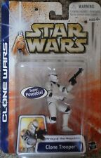 Star Wars Army of the Republic Clone Trooper collector action figure new in box