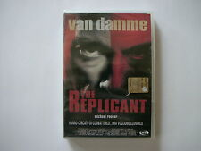 Van Damme THE REPLICANT  DVD Nuovo 8024607003259