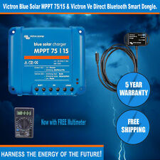 Victron Blue Solar MPPT 75/15 & Victron Ve Direct Bluetooth Smart Dongle.