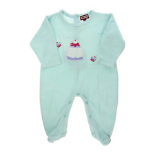 Pyjama  velours garçon 1 an