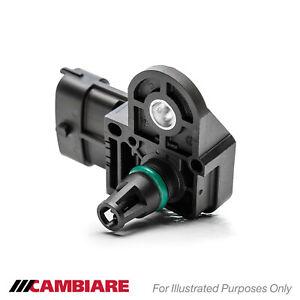 Genuine Cambiare Intake Manifold Pressure Sensor - VE372018