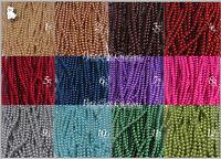 Lot 100 perles verre nacré renaissance 6mm coloris au choix perles nacrées *RU29