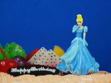 Cake Topper Decoration Disney Princess Cinderella Little Glass Slipper A629 K