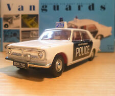Vanguards VA04603 FORD ZEPHYR 6 MKIII Plymouth City Police 1:43 Ltd. Ed. - NEW!