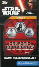 2015 Topps Star Wars Galatic Connexions Trading Discs Series 2 You Pick 1-75