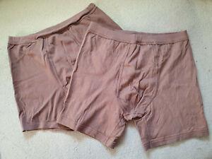 BW-Tropentarn Unterhose 2 Stk gr 7 gebr.
