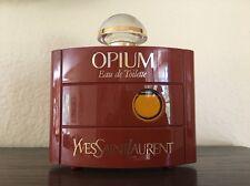 Opium Eau de Toilette Splash 60 ml 2 oz Original Formula Yves Saint Laurent 70%