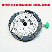 For MIYOTA OS60 Original Genuine QUARTZ Watch Movement Repair Replacement Parts