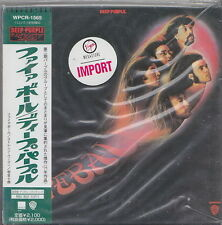 DEEP PURPLE  CD VINYL REPLICA JAPON FIREBALL NEUF SCELLE